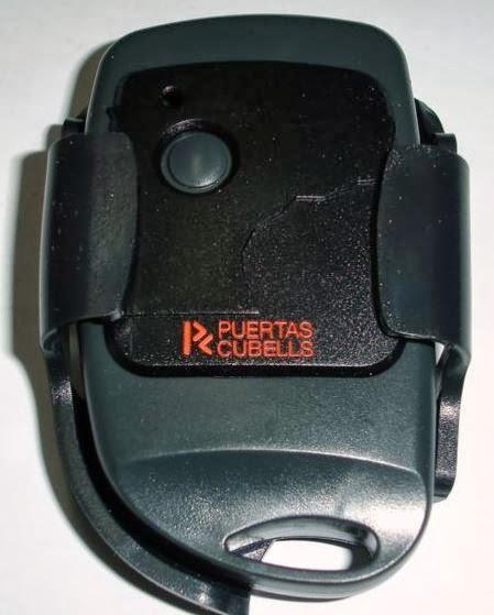 Buscasion Copiar Mando E961 De Puertas Cubells