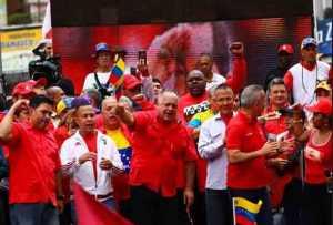 Cabello: Esta patria es nuestra y si no es nuestra no será de nadie