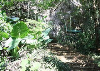 Вход в пещеру Тхам Луанг