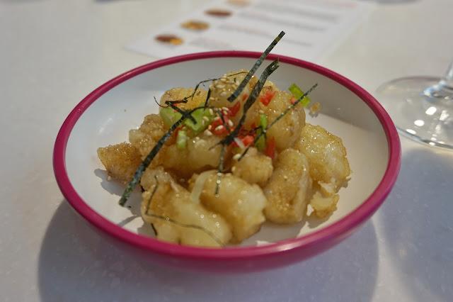 Yo! Sushi Trinity Leeds new menu