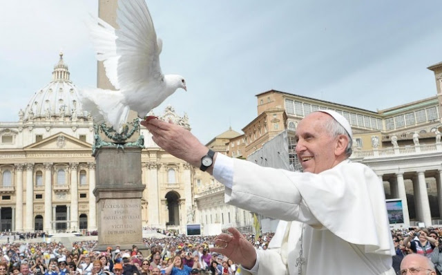 Paus Fransiskus Akan Kunjungi Semarang Tahun Depan