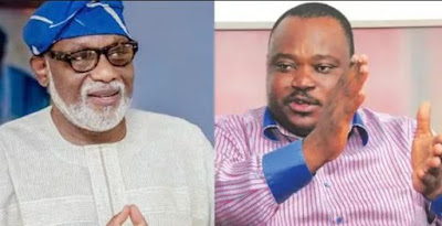 Billionaire Jimoh Ibrahim congratulates Akeredolu for wiping Ondo election; Mocks Mimiko