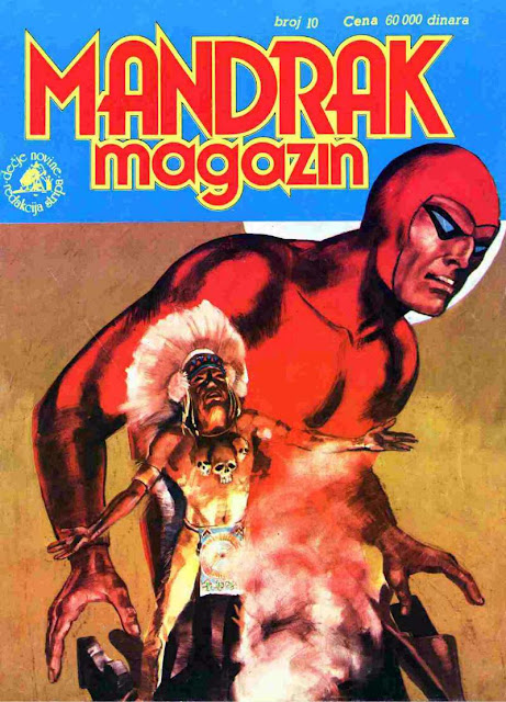 Nova Rasa (Magazin) - Mandrak