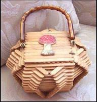 manualidad hecha con palitos de madera