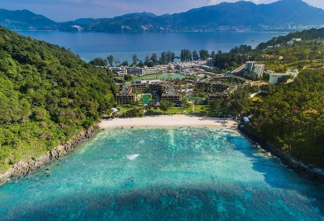 Merlin Beach Resort Phuket Thailand