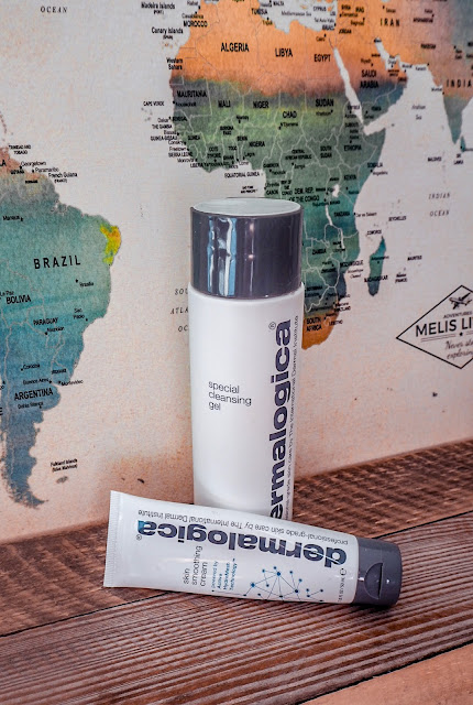How Dermalogica saved my bad skin after travelling: products