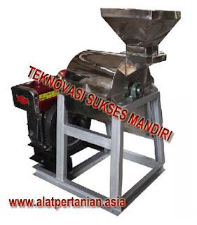 Mesin Penepung Gula Semut - Model Hammermill