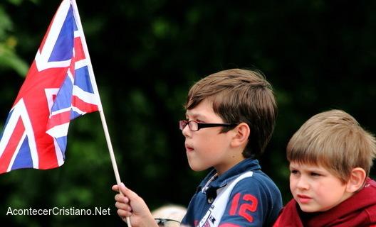Niños británicos no saben la Biblia