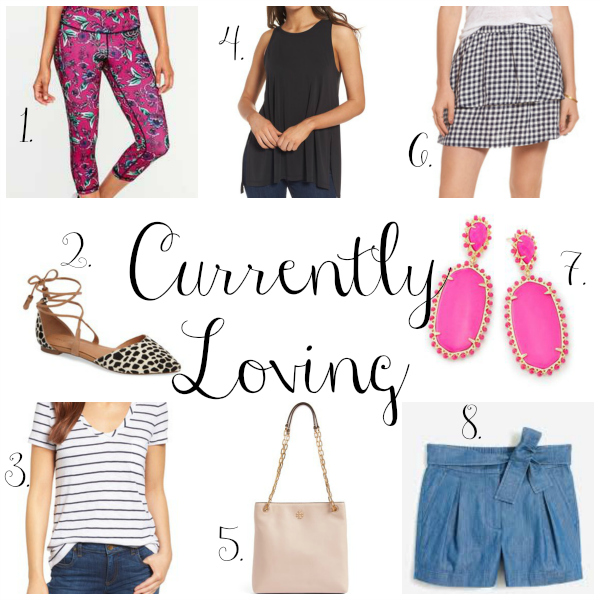 currently loving, nordstrom anniversary sale, style on a budget, summer style