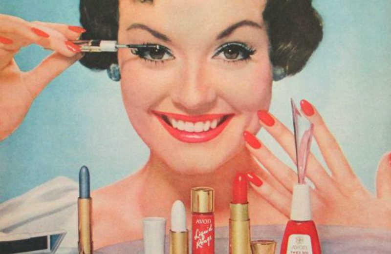 Maquiagem anos 90