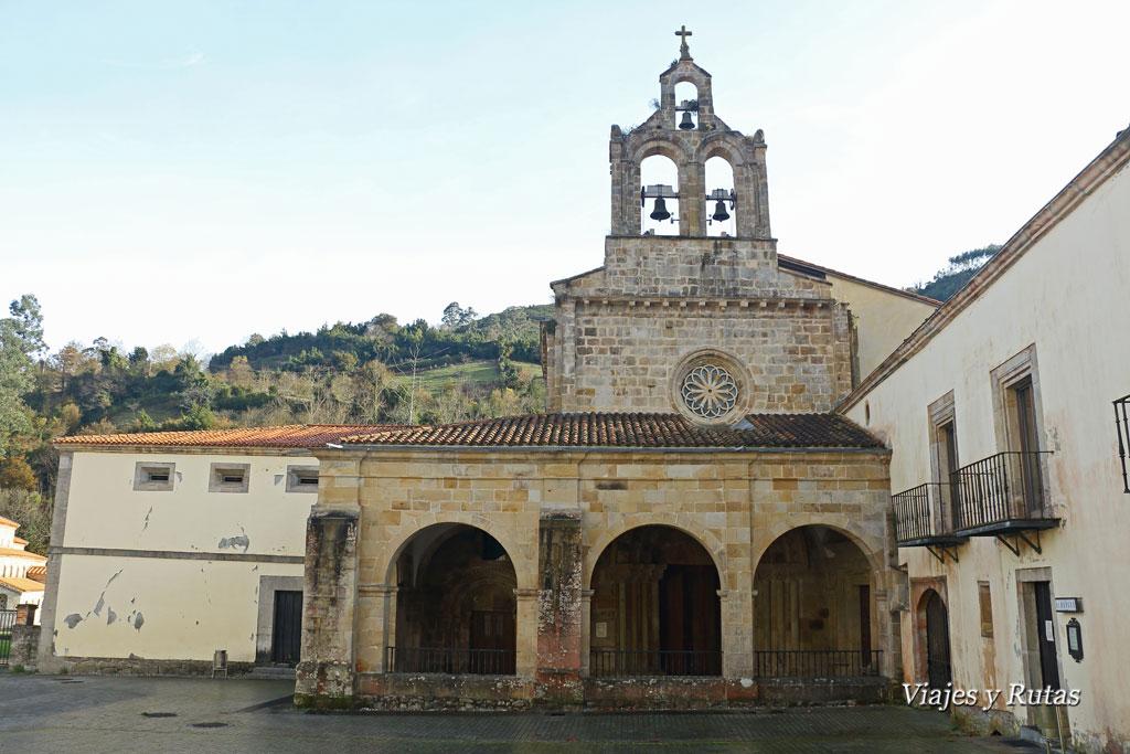 Monasterio de Santa María de Valdediós, Asturias