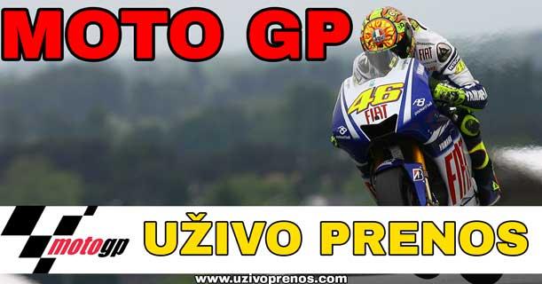 MotoGP trke uživo preko interneta BESPLATNO
