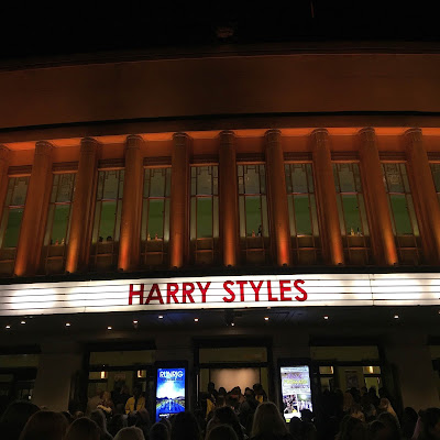 Harry Styles live on tour at the eventim apollo london