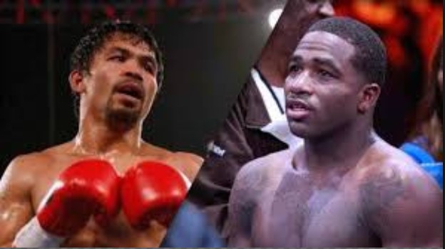 Can Pacquiao knock out Adrien Broner? The coach believes that it is possible
