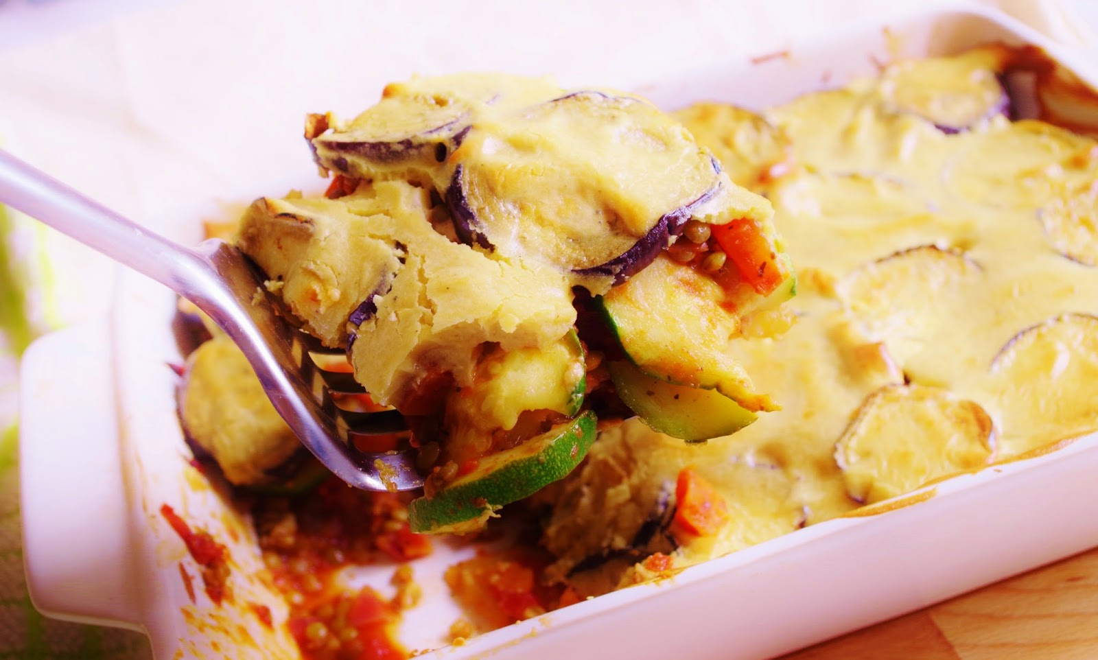 how to make the perfect moussaka