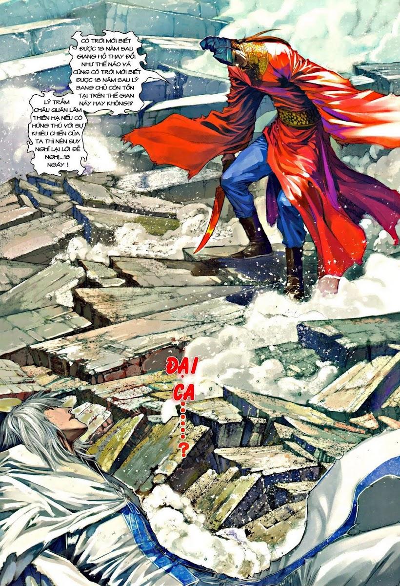 Ôn Thụy An Quần Hiệp Truyện chap 37 trang 9