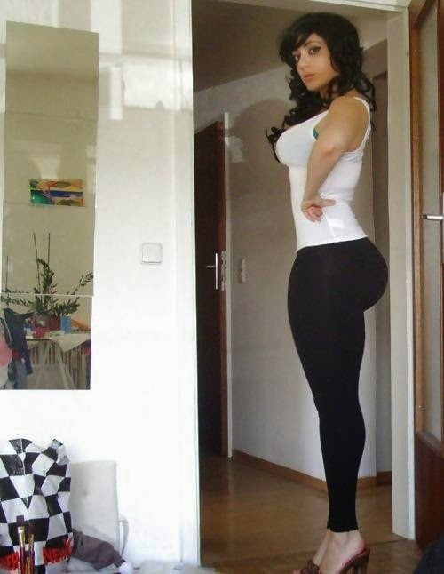 legging on hot girls xxx