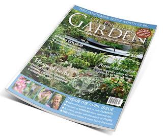 The English Garden – April 2011