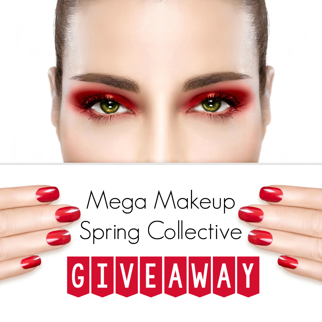 Mega Makeup Spring Collective Giveaway by Barbies beauty bits