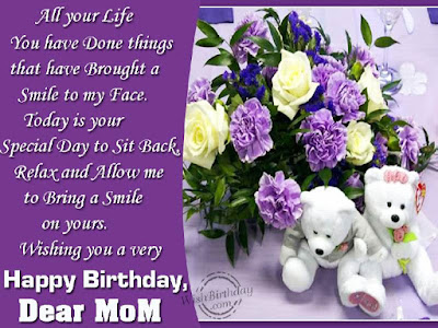 Happy Birthday Wishes Messages For Best Mom