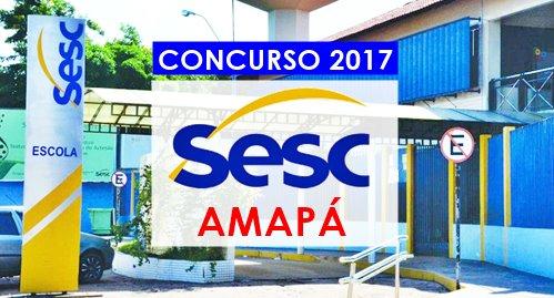 Concurso SESC-AP 2017
