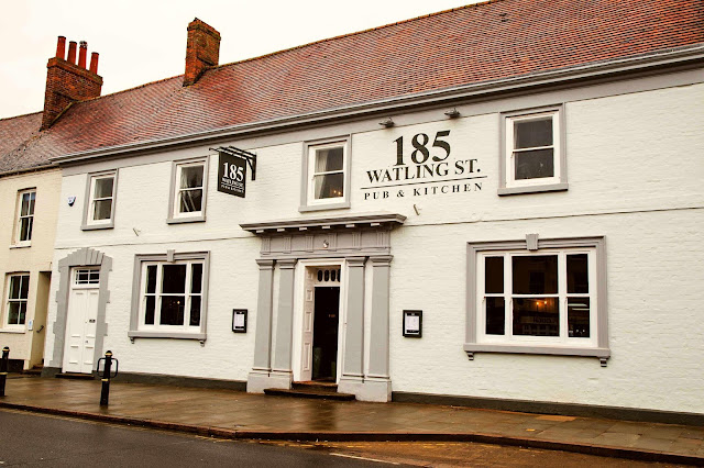 185 Watling Street Towcester, our new coffee and card venue