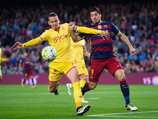 Barcelona vs Sporting Gijón