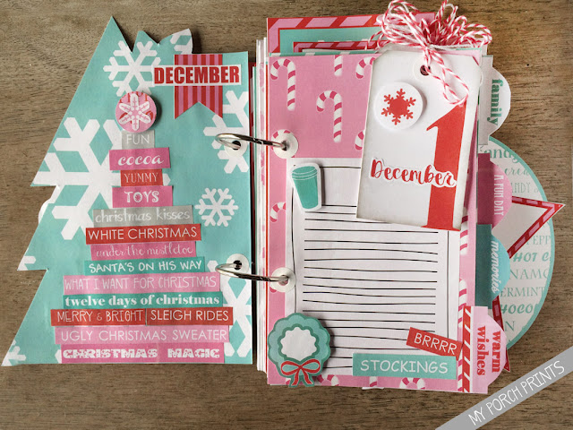 Days of December Daily Journal of Christmas Memories