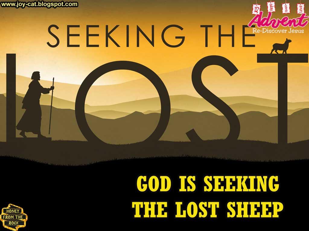 Seeking the Lost Sheep