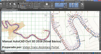 Manual AutoCAD Civil 3D 2016 (Nivel Básico)