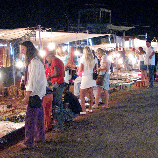 Mackies Saturday Night Bazaar Goan Arporassa