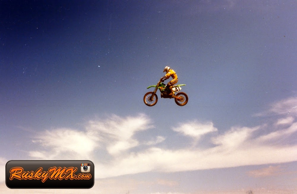 Ryan Huffman Red Bud 1997