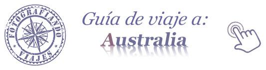 guia de viaje a Australia