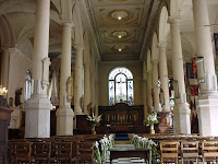 St Sepulchre without Newgate, interior