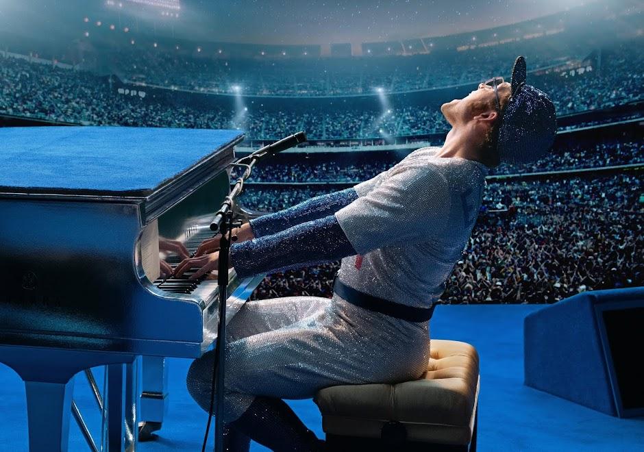 """Taron Egerton solta a voz no trailer inédito de """"Rocketman"""""""