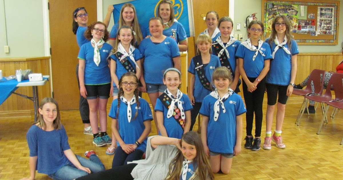The Blog Book Of The Caledonia Girl Guides  Pathfinders