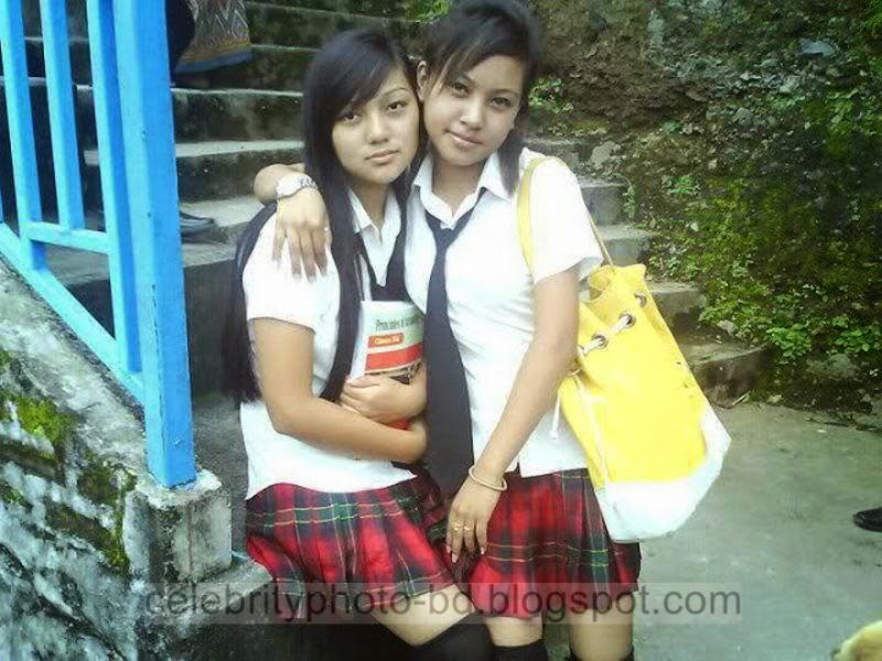 Japanese School Girls Orgy