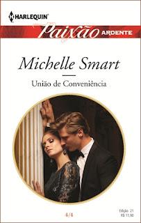 União de Conveniência - Paixão Ardente #21 (Michelle Smart)