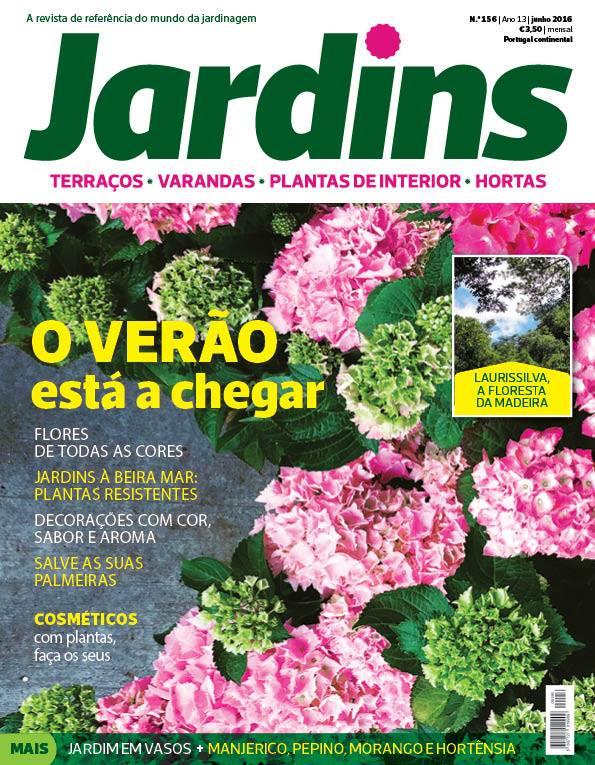 Greenman revista jardins de junho for Jardin de genios revista 2016