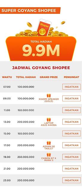 Happy Shopping! Shopee 9.9 Super Shopping Day