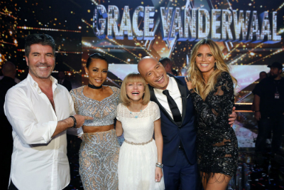 Grace VanderWaal is the winner of the 11th season of AGT