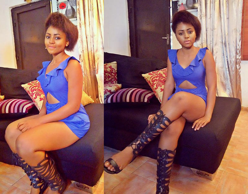 16-year-old child star Regina Daniels deletes photos after attack