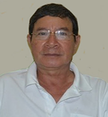 PGS.TS Nguyễn Huy Điền, PCT Hội Làm vườn Việt Nam, nguyên Phó Tổng cục trưởng Tổng cục Thủy sản - Chuyên gia trong lĩnh vực Thủy sản.