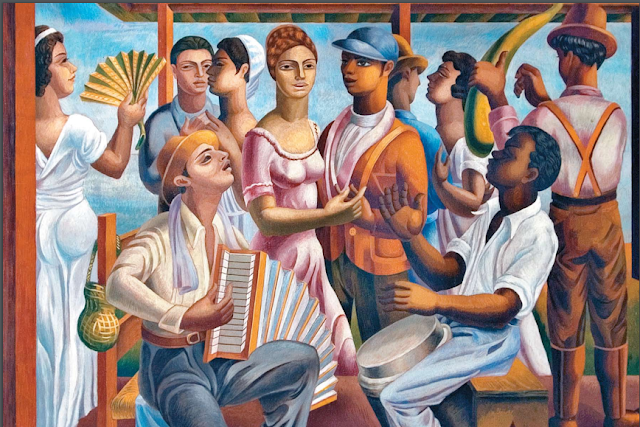 Merengue, 1938, Jaime Colson