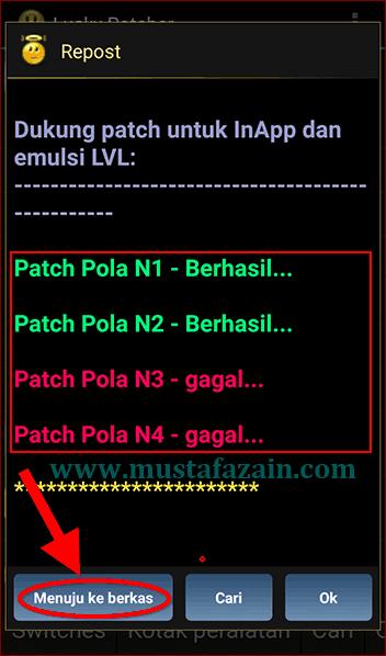 Cara Jitu Menggunakan Lucky Patcher Tanpa Root 100% Work