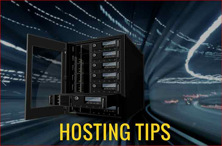 Cara Memilih Server web Hosting Terbaik Untuk Website Anda