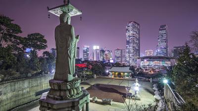 Jesús Augusto Sarcos Romero: Seúl, centro comercial y cultural de Corea del Sur