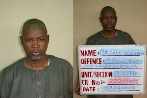 Katsina Former Permanent Secretary Jailed over Loots