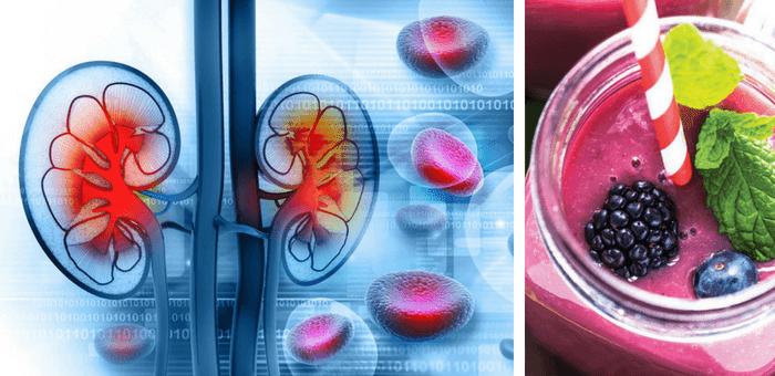remedios para desintoxicar los riñones