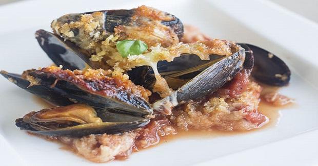 Pei Mussels Parmesan Recipe